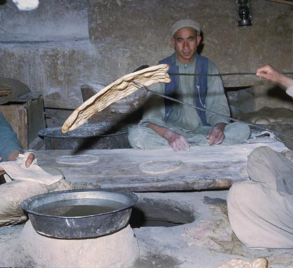 Afghan Bread Baker (Used by permission of AGS Library, one-time use.)