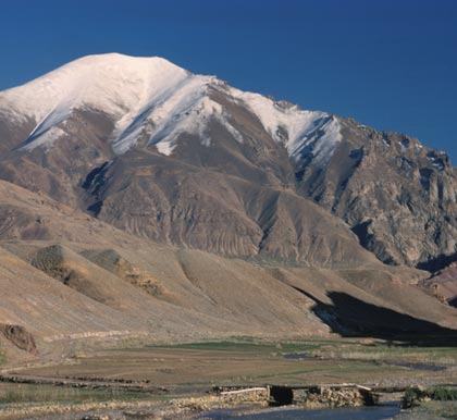 The Hindu Kush (Used by permission of AGS Library, one-time use).