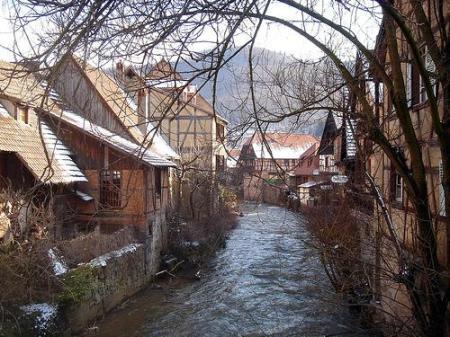 Strasbourg in the Cold