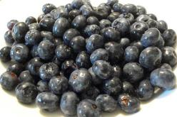 Blueberries