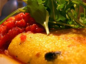 Polenta (Used by permission of Laura Anne Anderson.)