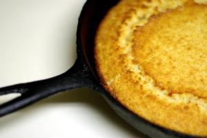 Cornbread (Used by permission of Brandi Sims.)