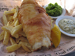 Fish and Chips (Photo used by permission.)