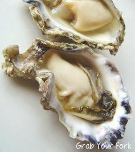 Heavenly oysters (Used by permission of Helen Yee.)