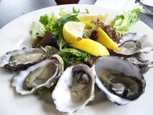 Tasmanian Oysters (used by permission of Bill Donnelly)
