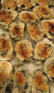 Oysters Rockefeller (used by permission)