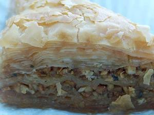 Baklava (Used with permission of Michelle Snow.)