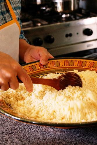 Couscous (Used with permission of Jack & Tina Fussell.)