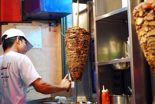 Shwarma (Used with permission of Mikhail Esteves.)