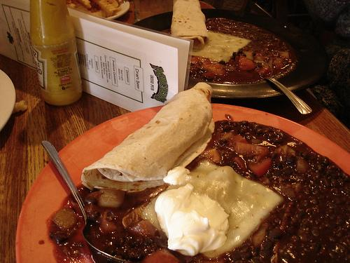 Chili (Use with permission of Stephen Cummings.)