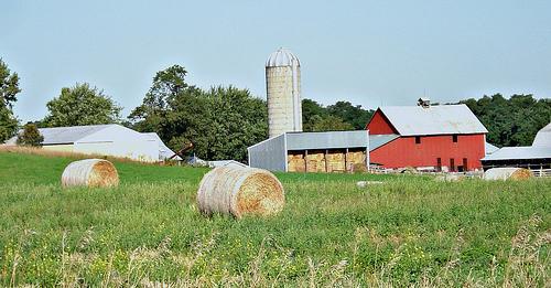The Old Family Farm