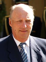 King Harald V of Norway (Used by permission of Paul Loberg.)