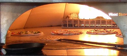 Pizza Oven (Used with permission of Mark Hardy.)