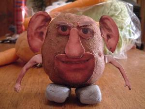 Mr. Potato Head Modernized (Used with permission.)