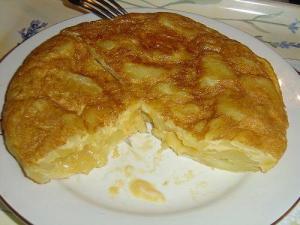 Tortilla Espanola (Used with permission.)