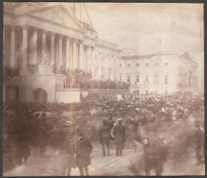 Buchanan's Inauguration