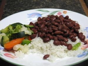 Red Rice and Beans (Used with permission.)