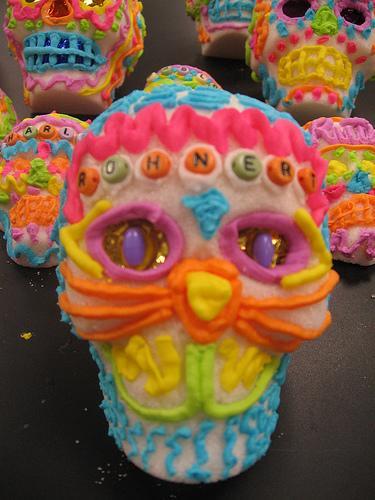 Sugar Skulls (Used with permission.)