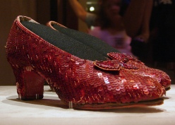 Dorothy's Red Heels (Photo credit: Steve Fernie)