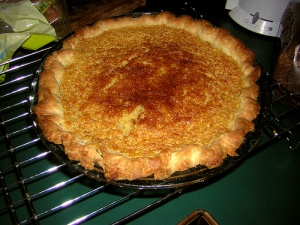 Vinegar Pie (Used with permission.)
