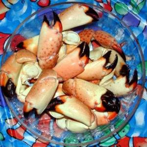 Stone Crabs Ready-to-Eat (Used with permission.)