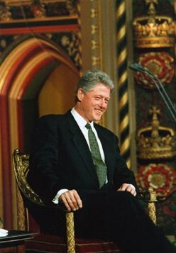 Bill Clinton, 1995