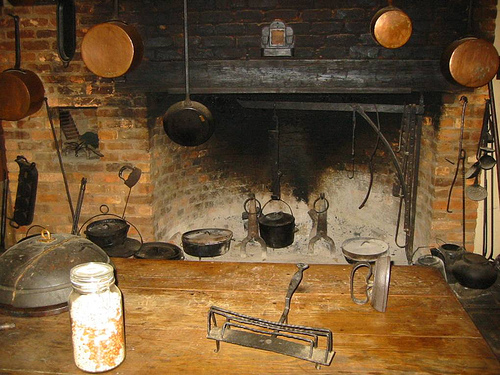Colonial america new hope and new food colonial - Early american cuisine ...
