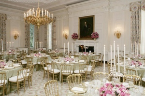 White House State Dining Room (Used with permission.)