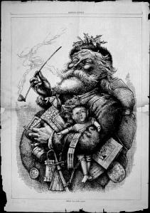 Thomas Nast's Santa