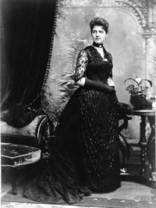 Frances Flsom Cleveland