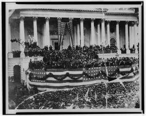 Grant's Inauguration 1873