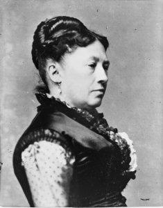 Julia Dent Grant, Wife of President Ulysses S. Grant