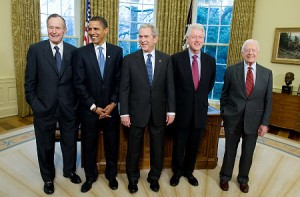 All the (Living) Presidents