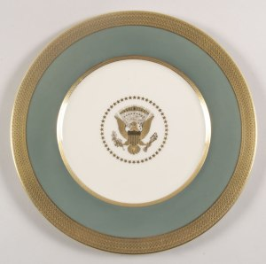 Truman White House China