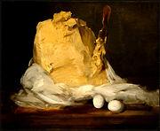 Motte de Beurre, by Antoine Vollon