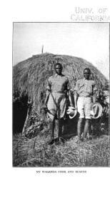 Bennet's Wadanga Cook and Bearer