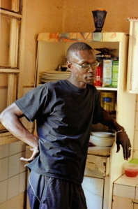 Chef Pierre Thiam (Photo credit: Le Grand-Dakar)
