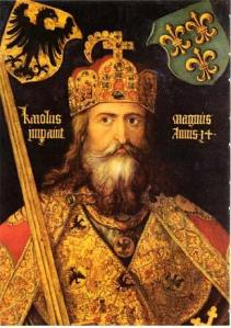 Charlemagne, by Albrecht Durer