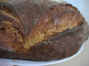 Monks dark bread 2