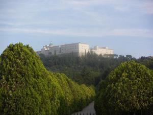 Monte Cassino (Photo credit: Aileen Parsons)