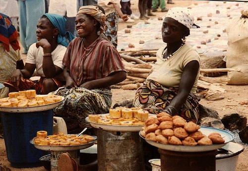 Africa women market