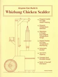 Chicken scalder