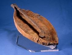 Roman Frying Pan, 3rd Century A.D. (National Museum Wales)