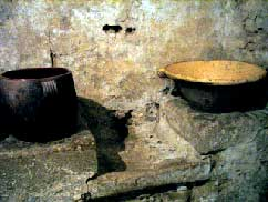 Monks Medieval-kitchen-sink