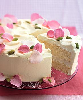 Persian Love Cake (Photo credit: Michelle Skipper)