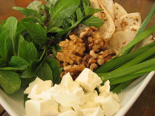 Appetizer Plate (Photo credit: Foodista)