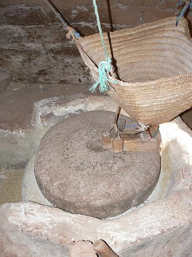 Berber Wheat Mill