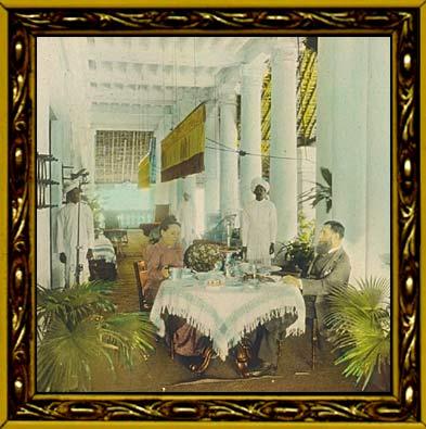 British Raj Merchant's Home