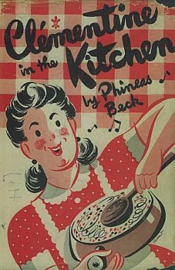 Clementine in the Kitchen (original 1943 cover)