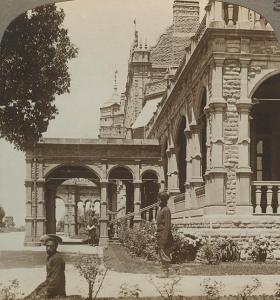 Viceroy's Lodge, Simla, 1903